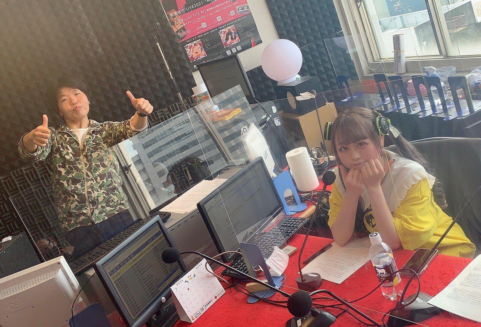 MID-FM 「Groovy Saturday」にナト☆カンメンバーが出演しました!