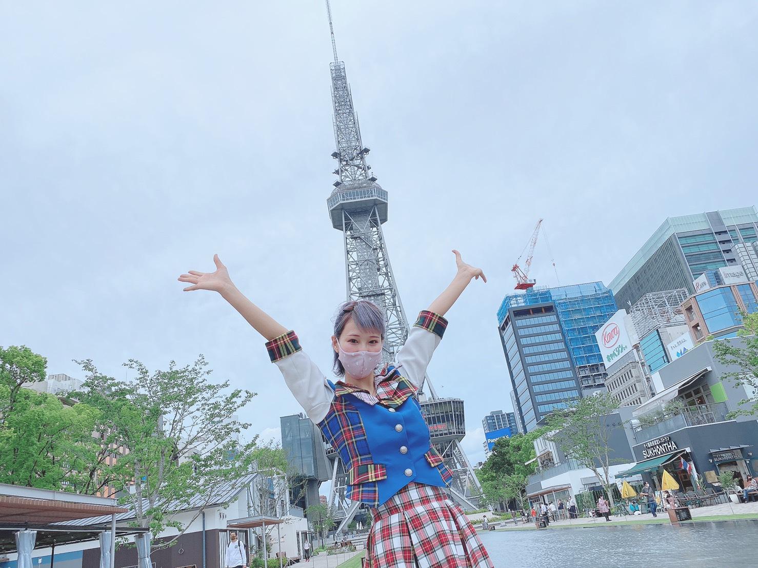 中部電力MIRAI TOWERを為永七海がレポート!