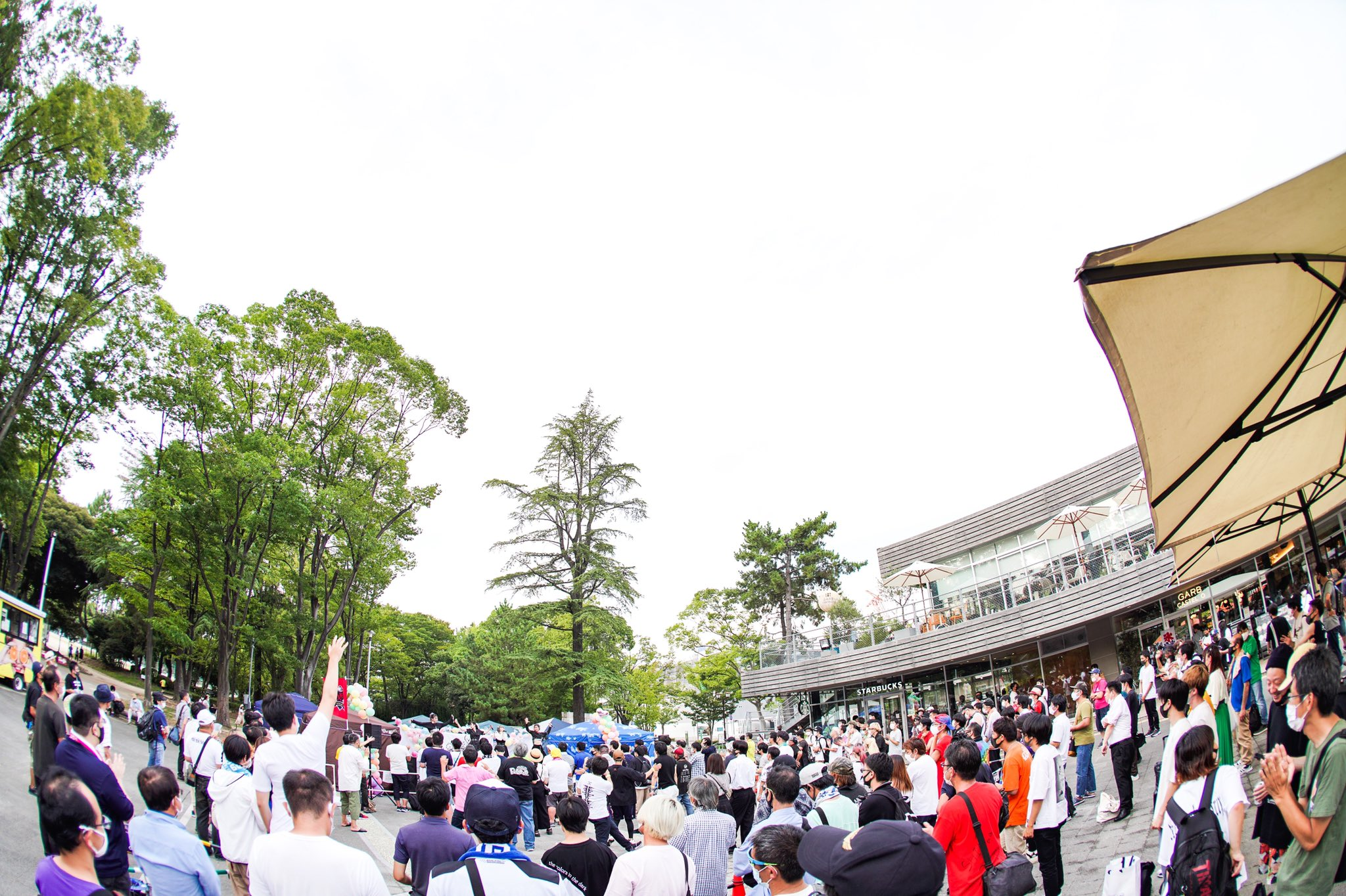 CANDY FESTIVAL 2021 in 名城公園トナリノを開催しました!