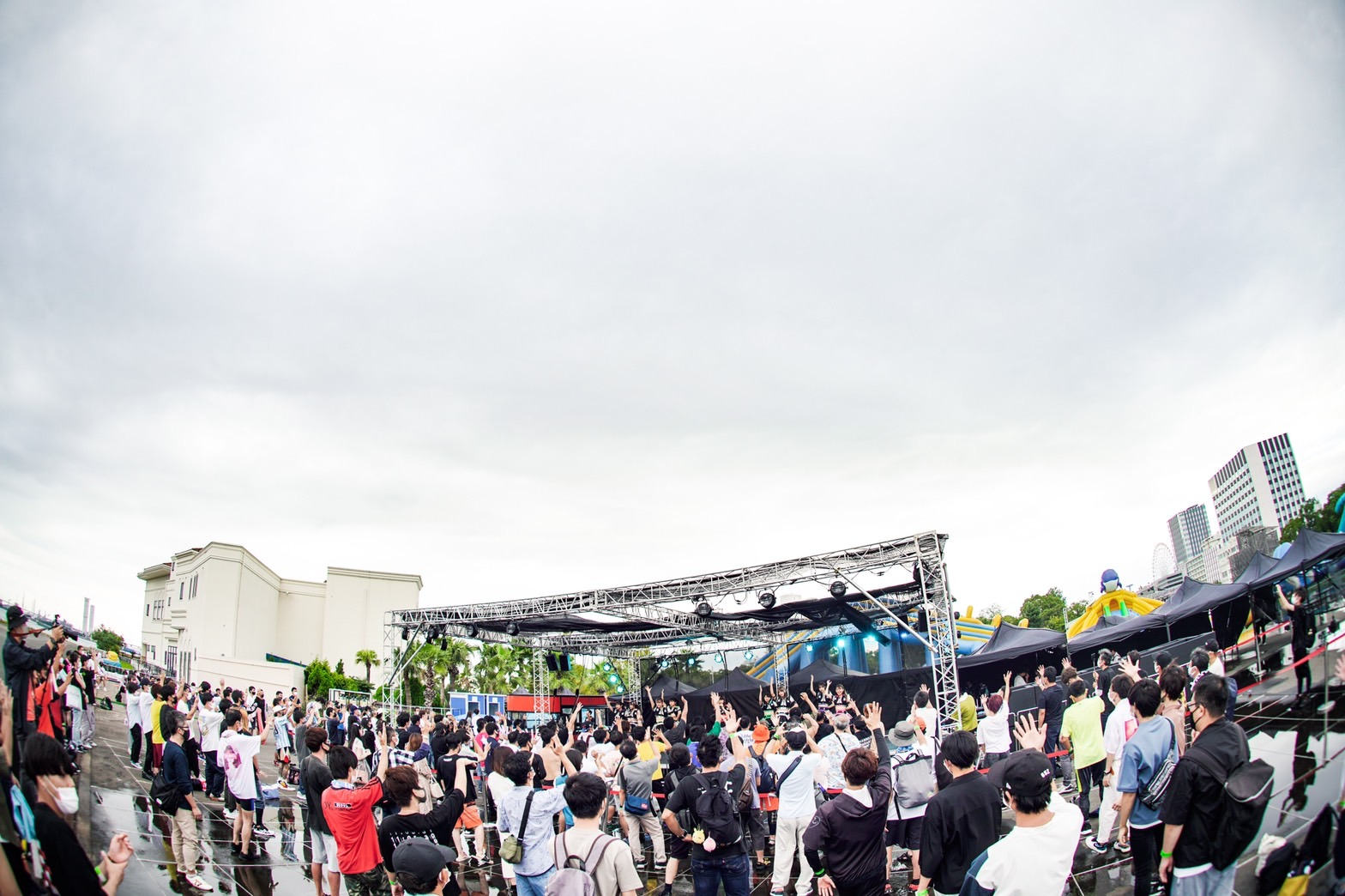 CANDY FESTIVAL 2021 in 名港スプラッシュを開催しました!